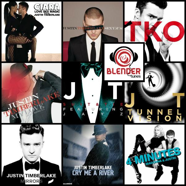 Justin Timberlake Supermix